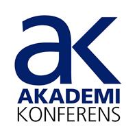 Akademikonferens. Logotype.